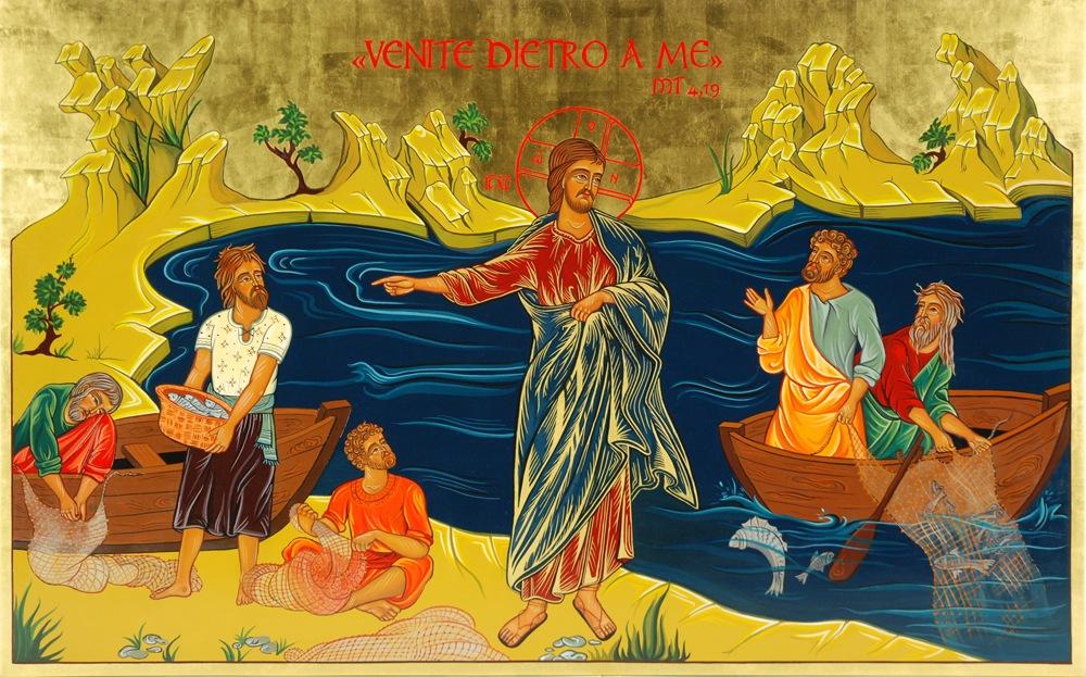 La chiamata dei discepoli