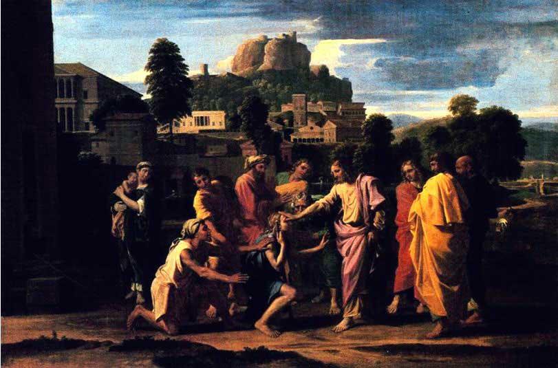 601-gesu-guarisce-il-cieco-di-gerico-di-nicolas-poussin-1650-museo-del-louvre-parigi