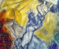 Chagall_Mose_legge