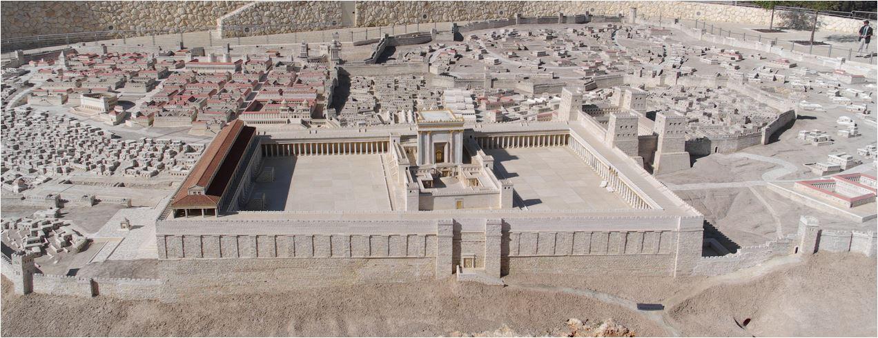 Ricostruzione tempio Erode2