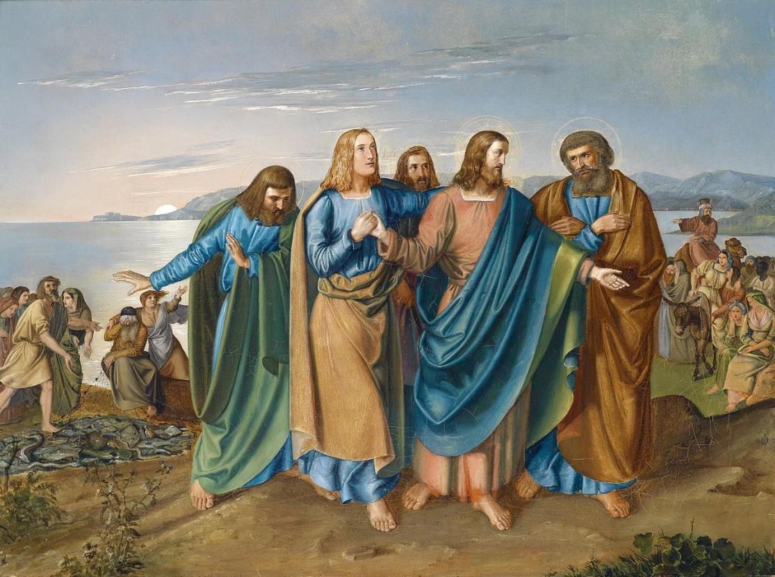 1280px-Carl_Wilhelm_Friedrich_Oesterley_dÄ_Jesus_am_See_Genezereth