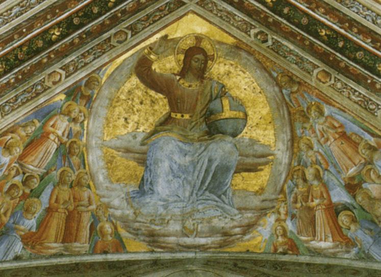 Angelico_Cristo Giudice