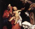 Madonna con il bambino e sant'Anna