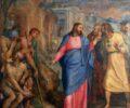 Girolamo Muziano_Cristo riceve i discepoli del Battista
