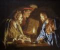 Cristo e Nicodemo