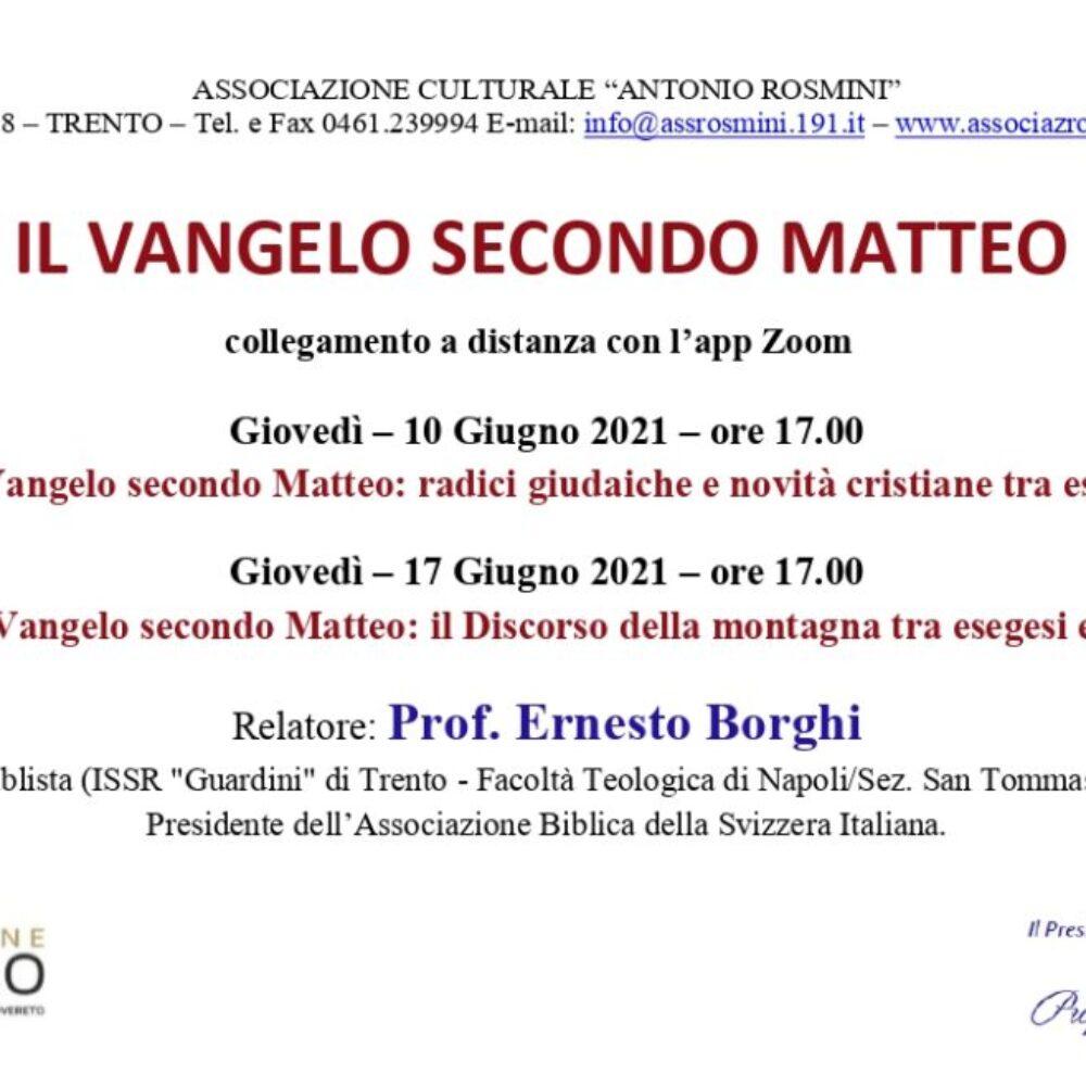 _Invito_ciclo IL VANGELO SECONDO MATTEO_page-0001